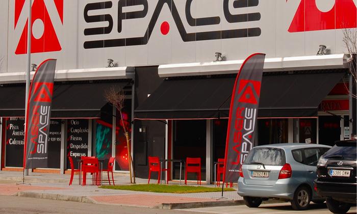 Laserspace, Jerez1