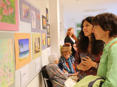 Met expositie en certificaten