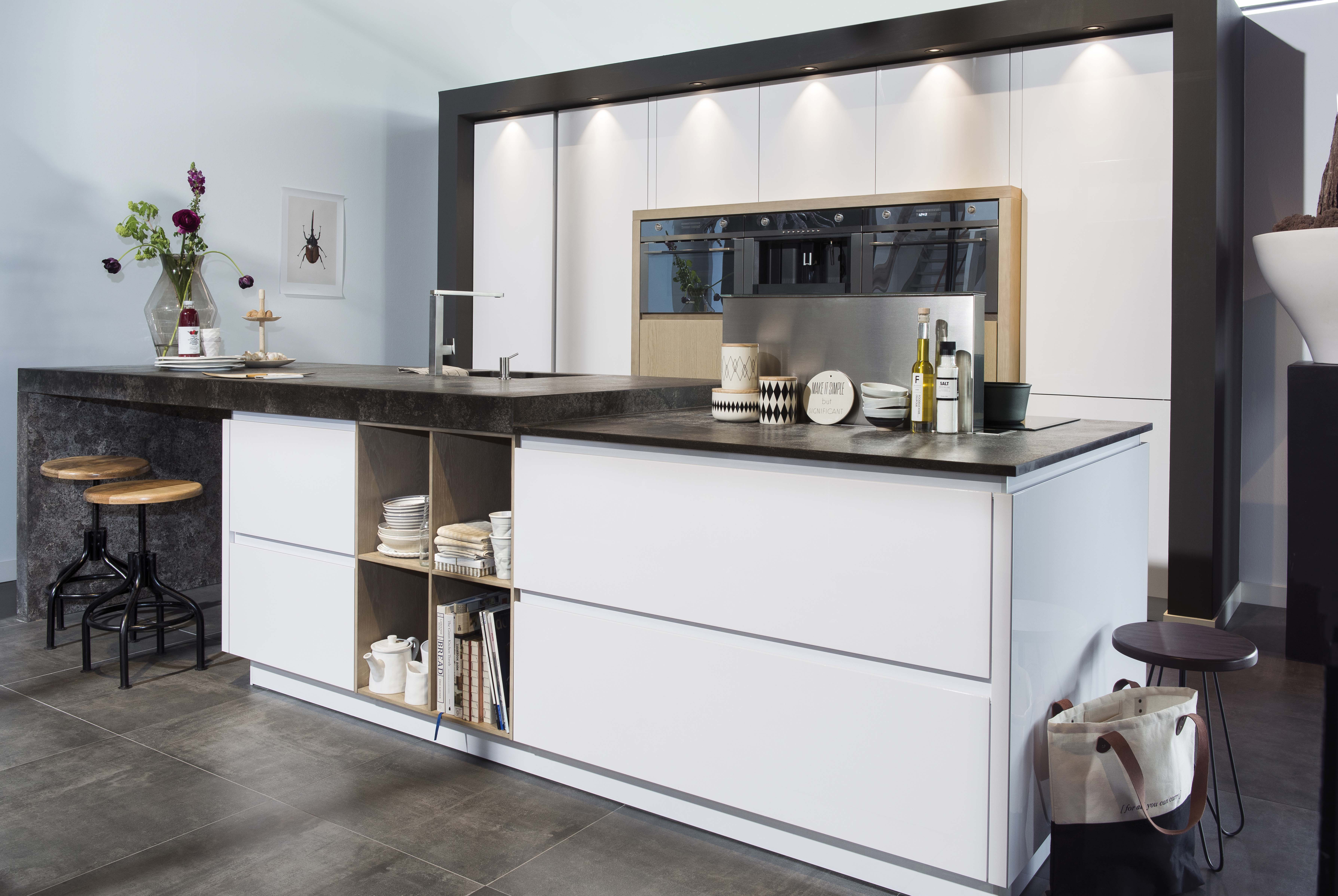 Riante design keuken