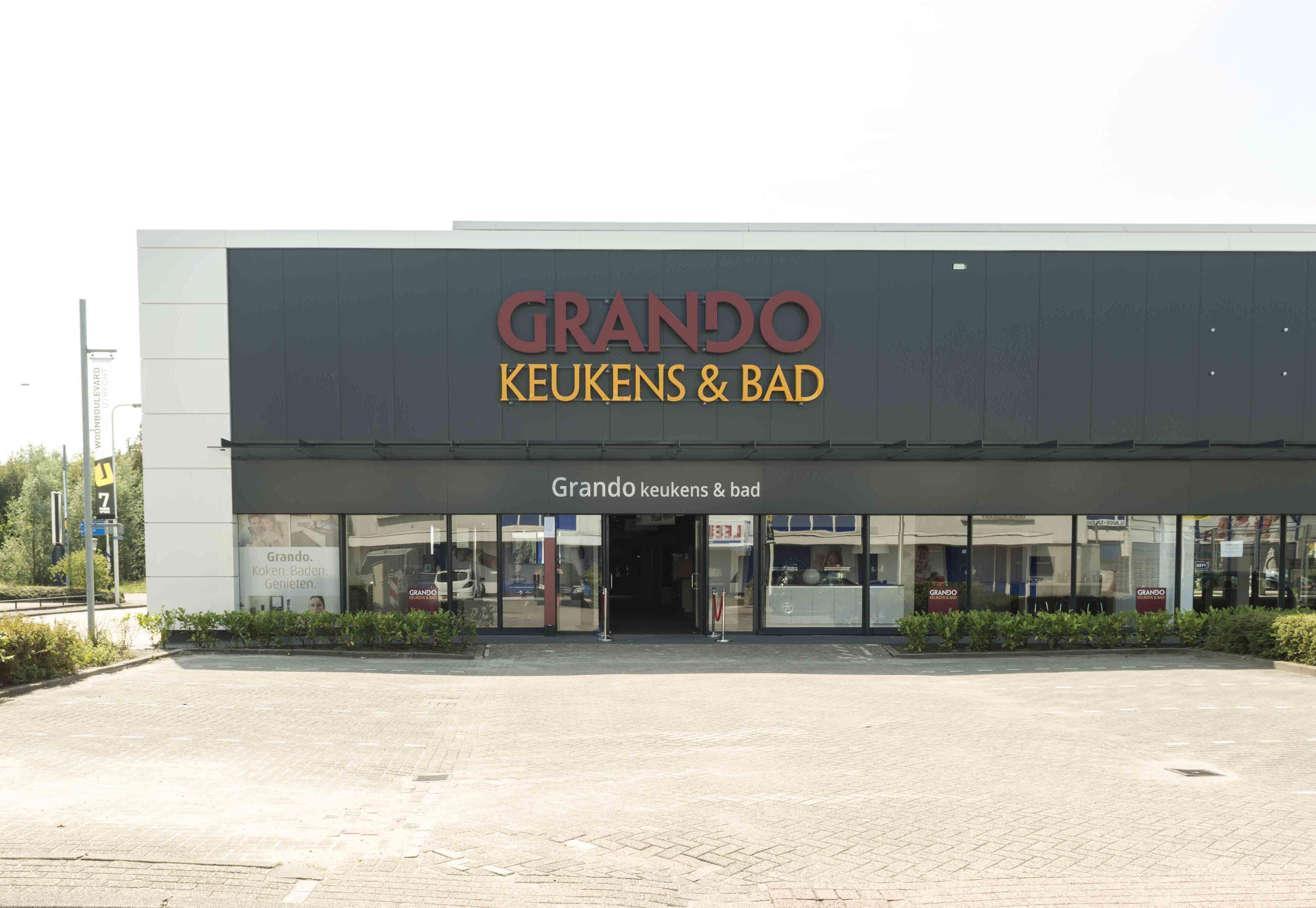 Luxe Keuken Hilversum : Ondernemer worden? Grando Keukens & Bad zoekt franchisenemers!