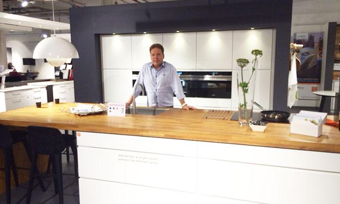Keukens Den Bosch : Interview franchisegever kvik; marco van den bosch de nationale