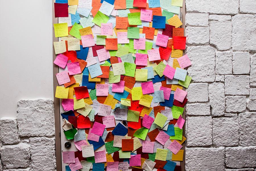 Happy client tree, al onze tevreden klanten zijn zichtbaar.