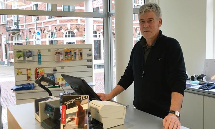 Postmaster nieuwe franchisenemer