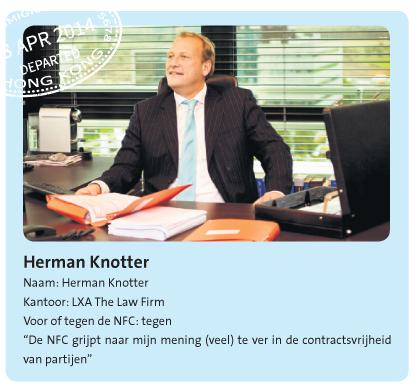 Nederlandse-Franchise-code-Herman-Knotter-LXA-The-Law-Firm