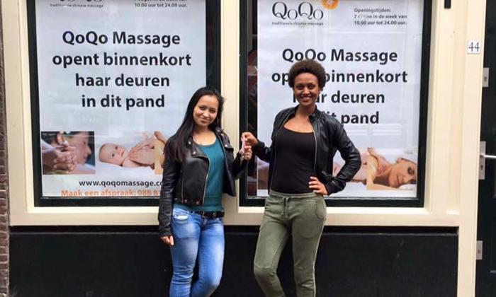QoQo Massage Gouda franchise