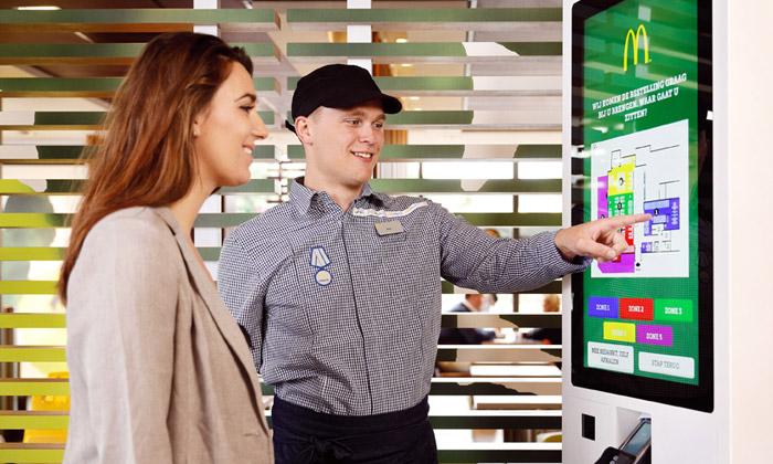 McDonald's breidt Table Service verder uit