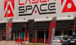 Laserspace
