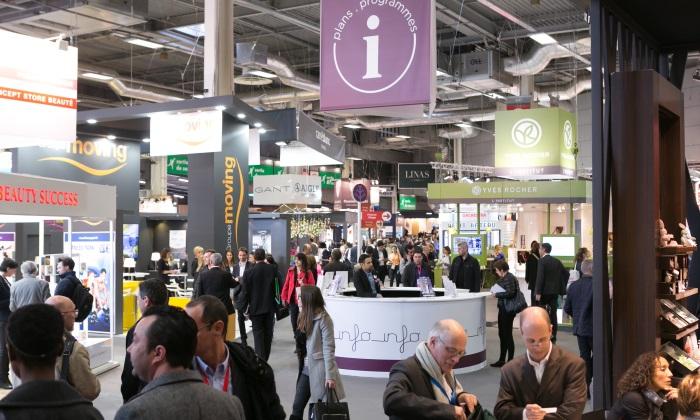 Paris Expo franchise