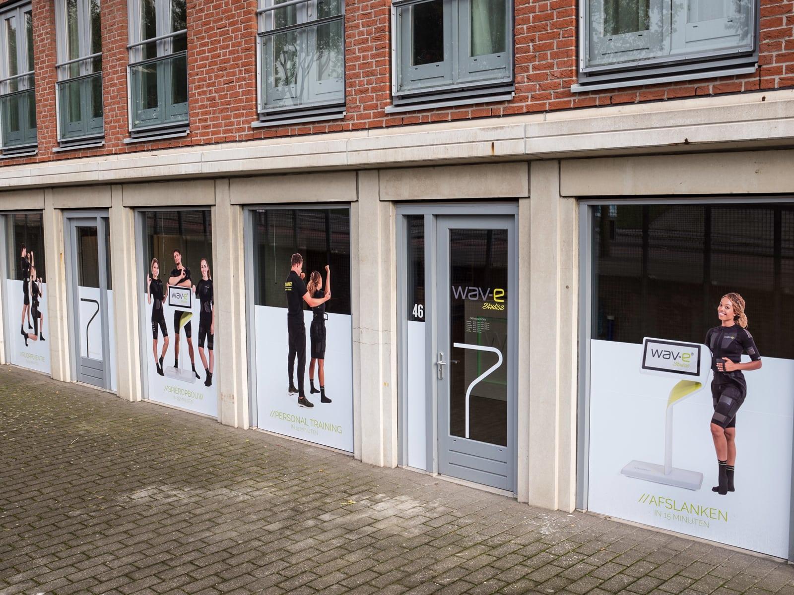 Wav-e Studios Rotterdam Centrum