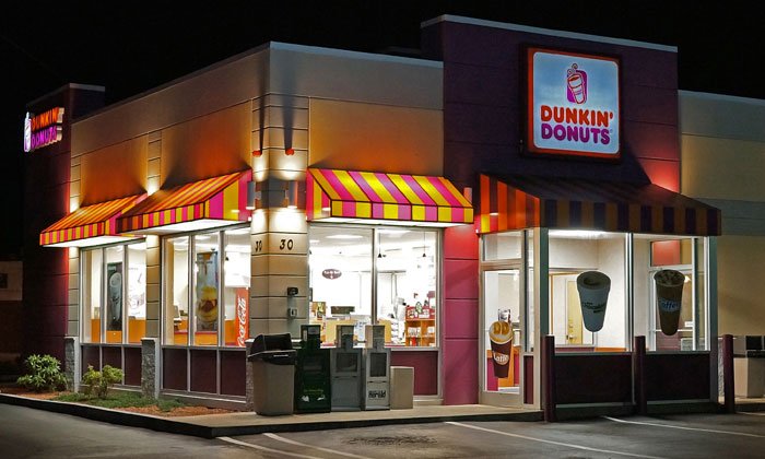 Dunkin' Donits franchise