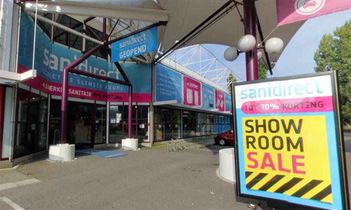 Sanidirect biedt vestiging aan op shoppingcenter in almere de