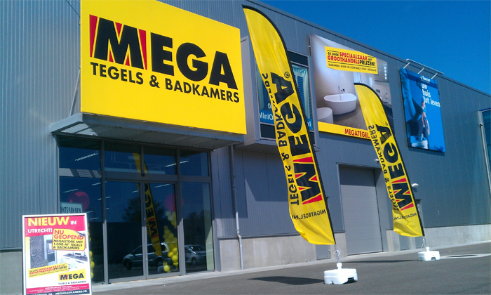 MEGA Tegels & Badkamers organiseert franchisebijeenkomst - De ...