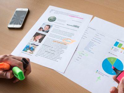 Offline - online advisering