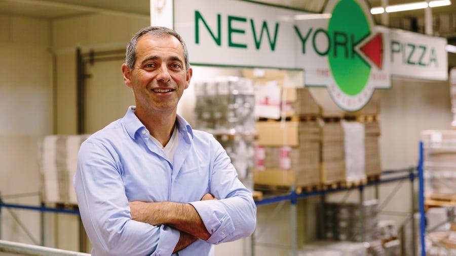 New York Pizza Rolt Eigen Bezorgsoftware Uit De Nationale