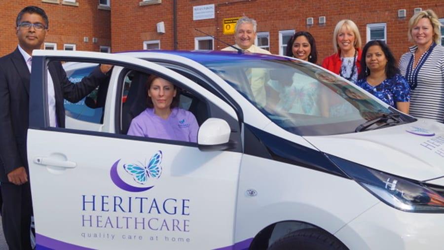 Heritage Badkamers Nederland : Heritage healthcare betreedt nederlandse franchisemarkt de