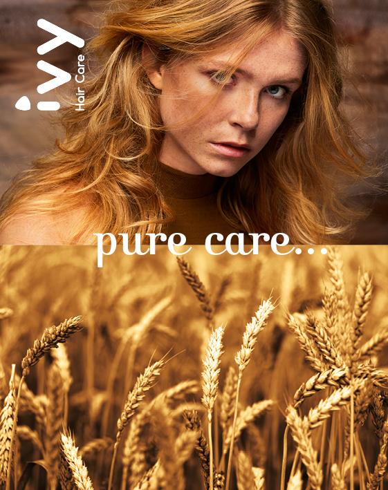 AMI Kappers heeft een eigen exclusief productmerk IVY Hair Care. 100% parabenenvrij met Nederlandse ingredienten