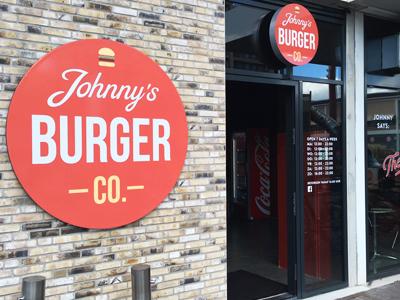 Johnny's Burger Alphen a/d Rijn
