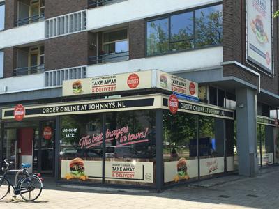 Johnny's Burger Schiedam