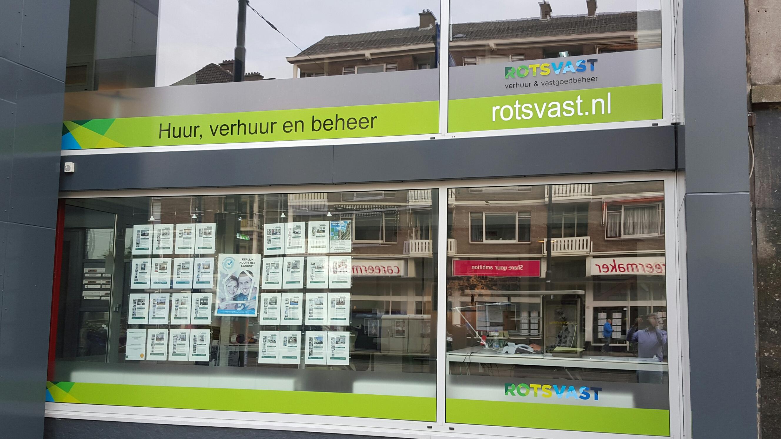 Rotsvast makelaardij - vestiging Rotterdam