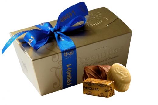 Veel MultiVlaai winkels verkopen Leonidas bonbons