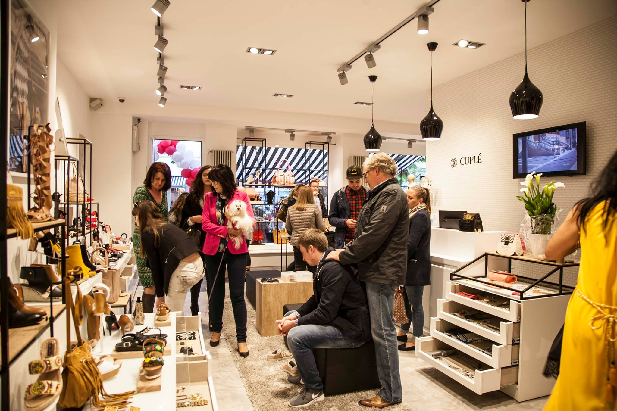 Cuplé shop in Saarbrücken