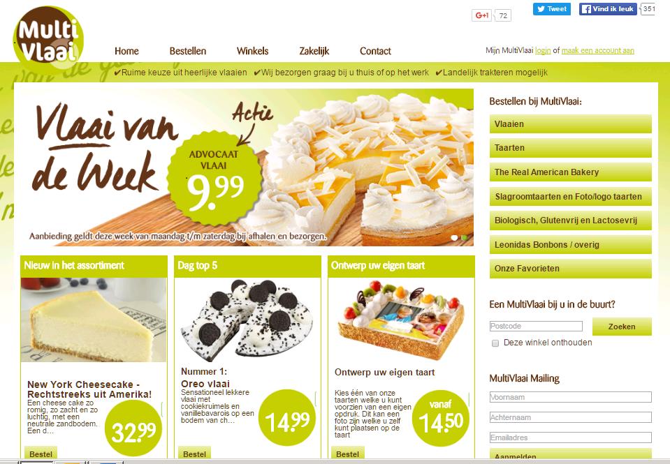 Op onze website kunt u bestellen en betalen via Ideal.