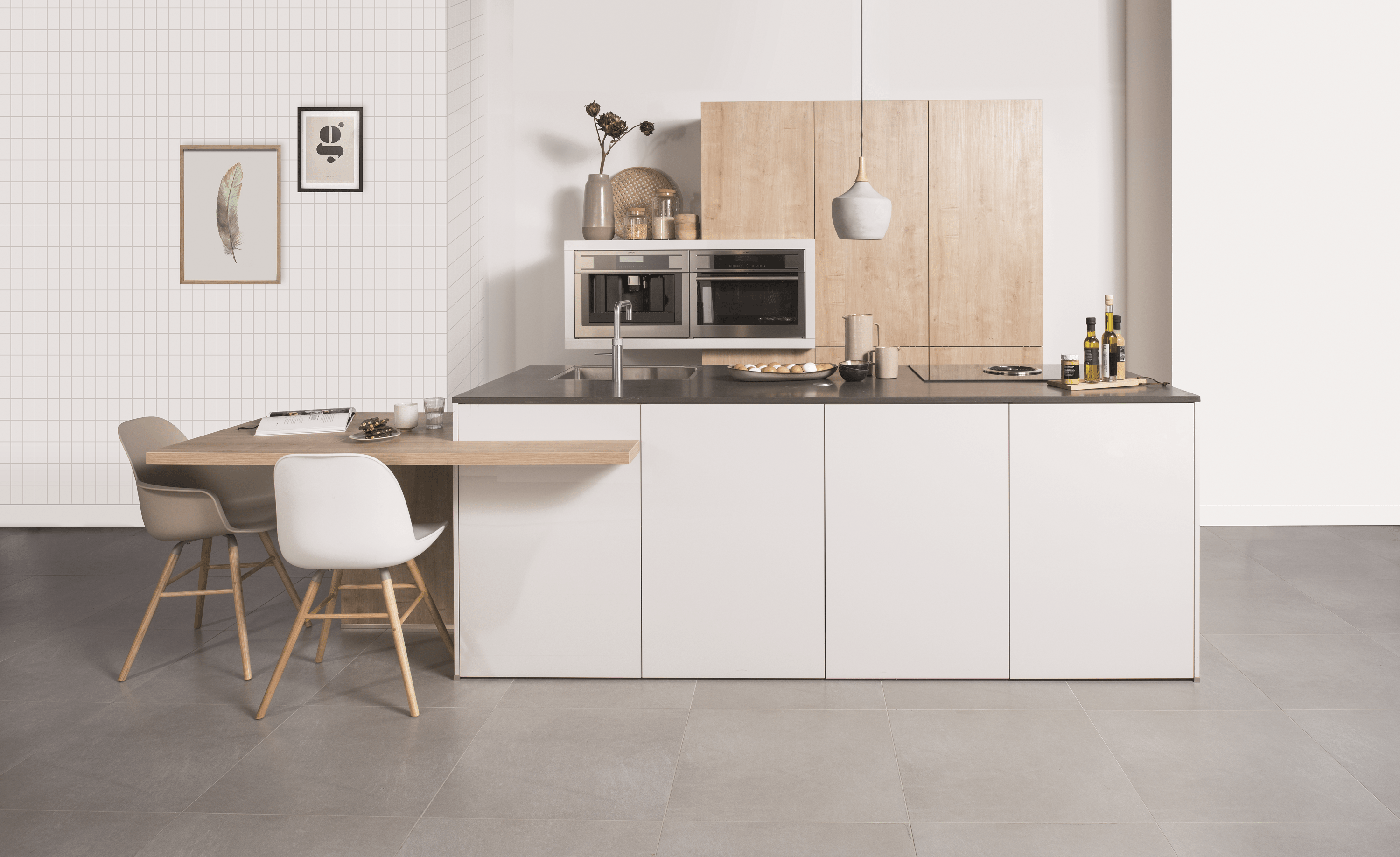 Greeploze design keuken