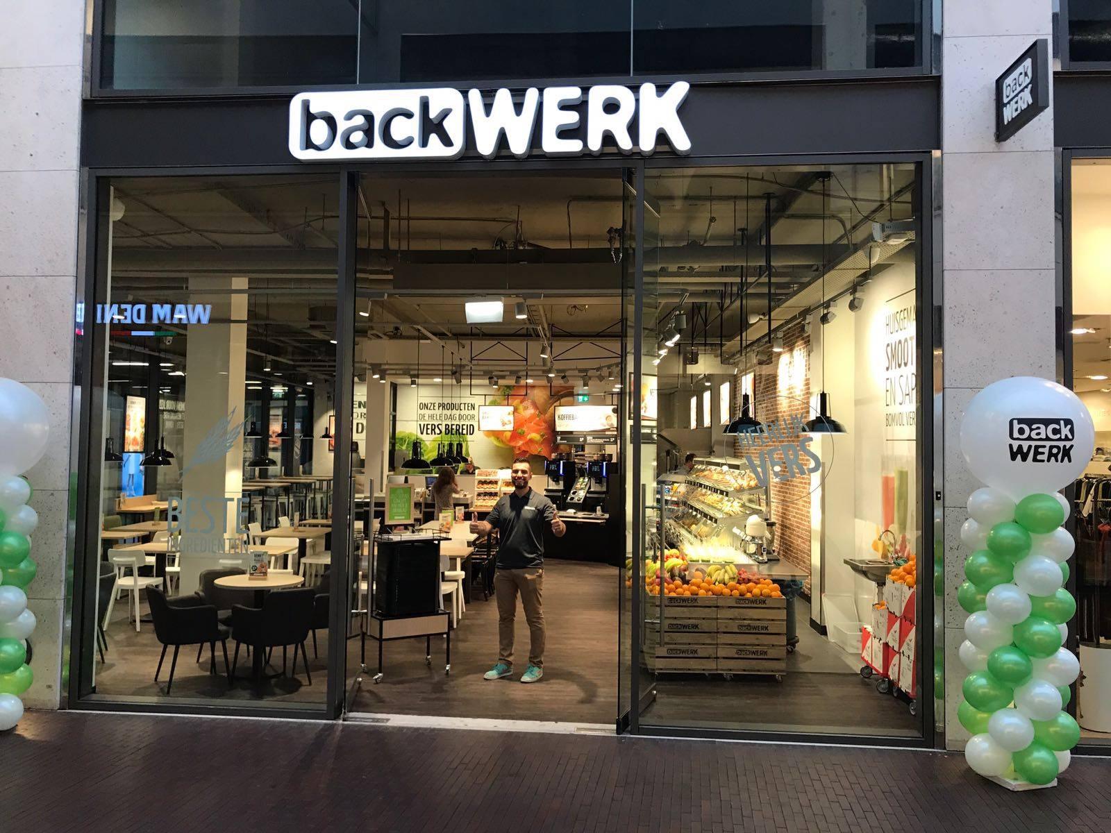 backWERK enthousiaste ondernemer