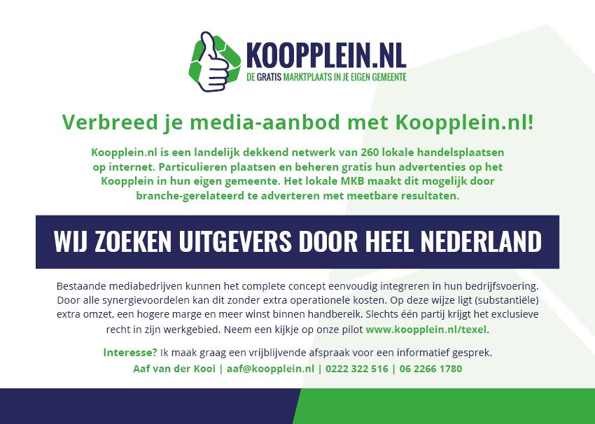koopplein.nl franchise – franchisenemer worden bij koopplein.nl