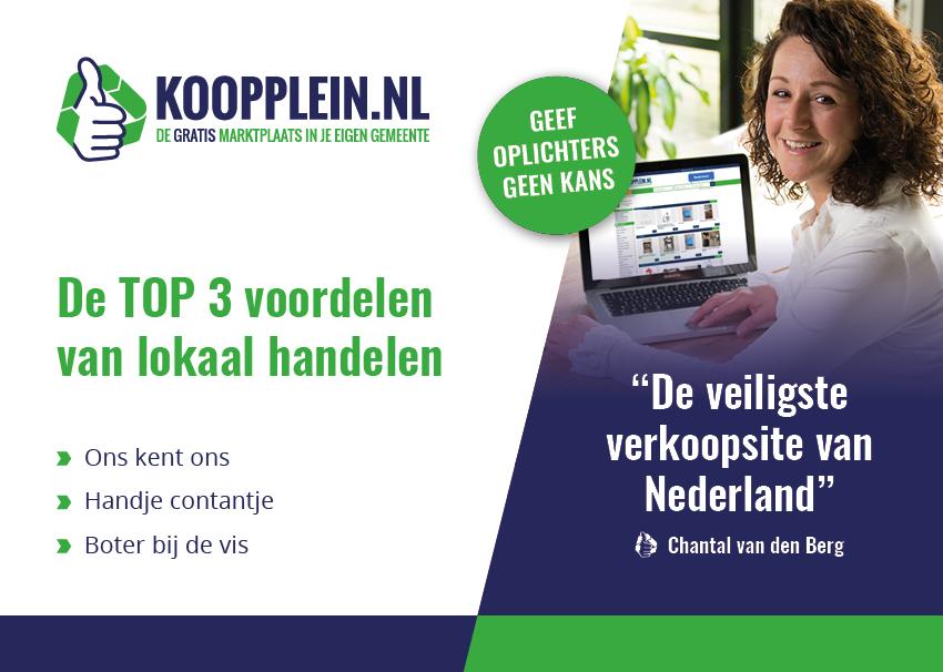 De veiligste verkoopsite van Nederland