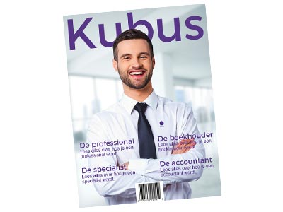 Periodieke magazines over Kubus, klanten en specialisten.