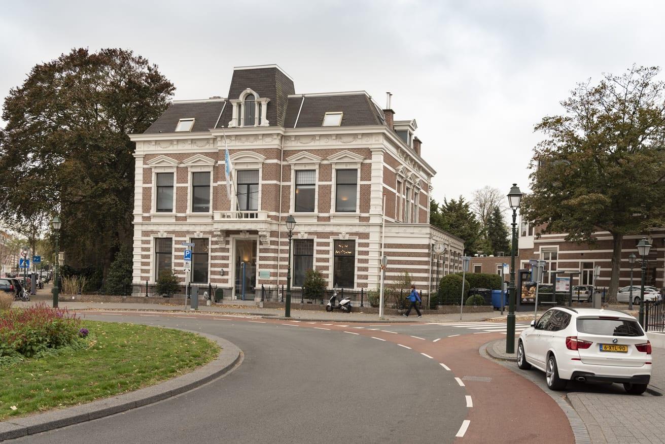 Ons kantoor aan het Bankaplein in Den Haag
